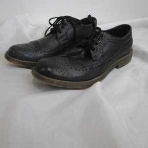 Bed Stu 8.5 Leather Oxford Wing Tip Shoes